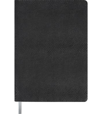 Щоденник недатований А5 Amazonia чорний, Buromax
