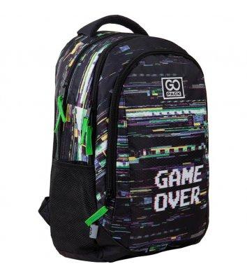 Рюкзак молодежный GoPack Education Game Over, Kite