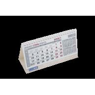 Календар настільний перекидний 210*100мм на 2021р, Buromax