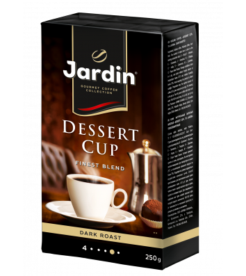 Кава мелена Jardin Dessert cup 250г