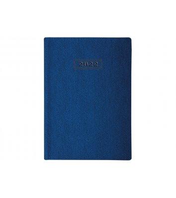 Щоденник датований A5 2020 Dublin темно-синій, Optima