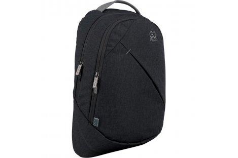 Рюкзак молодежный GoPack City серый, Kite