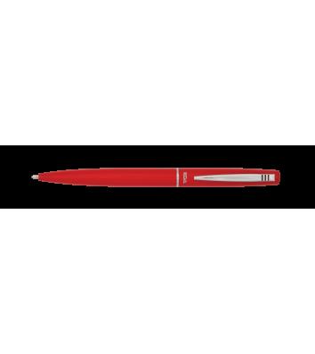 Ручка кулькова, колір корпусу червоний, Regal
