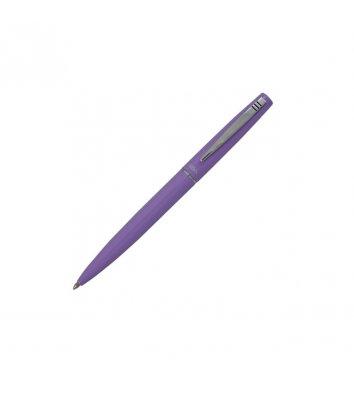 Ручка кулькова, колір корпусу фіолетовий, Regal