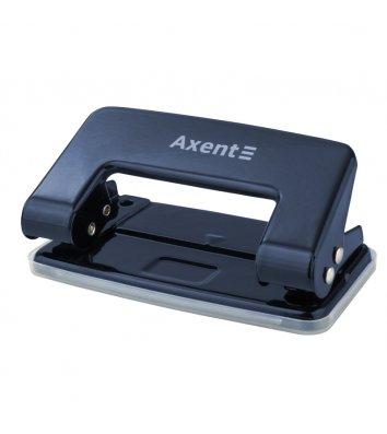 Діркопробивач  10арк корпус металевий колір синій, Axent