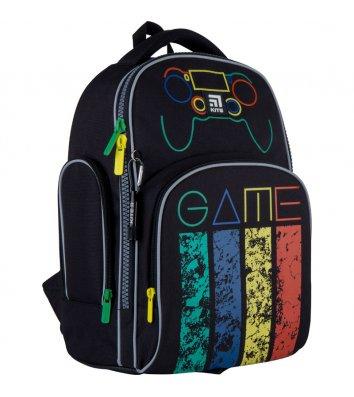 Рюкзак каркасний шкільний Education Game Changer, Kite