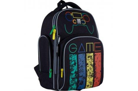 Рюкзак каркасный школьный Education Game Changer, Kite