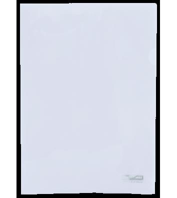 Папка-куточок А4 пластикова  Jobmax прозора, Buromax