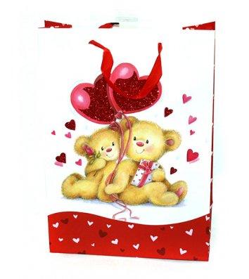 Пакет подарунковий паперовий  31*42*12см, Angel Gifts