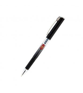 Ручка кулькова Fashion, колір чорнил чорний 0,7мм, Unimax