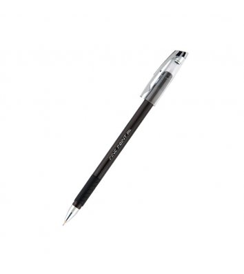 Ручка шариковая Fine Point, цвет чернил черный 0,7мм, Unimax