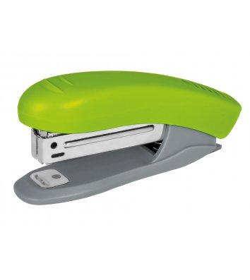 Степлер 16л скобы 10 пластиковый корпус салатовый, Economix
