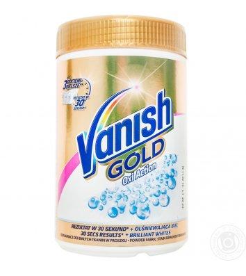 Засіб для видалення плям Vanish, Oxi Action Gold 705г