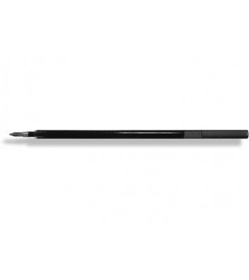 Стрижень гелевий 127мм Correct, до ручки пиши-стирай, колір чорнил чорний, Optima