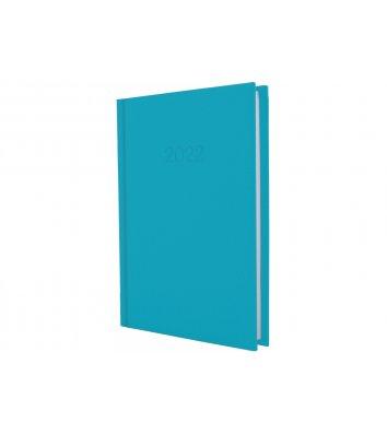 Щоденник датований A5 2020 Croco сірий, Economix