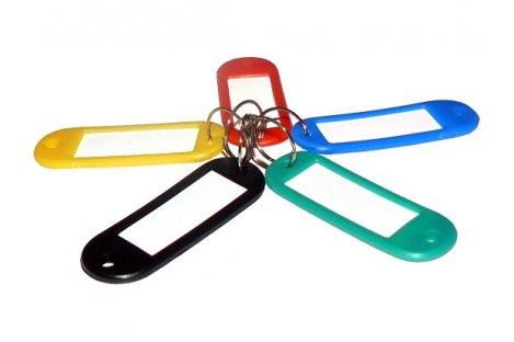 Брелок-ідентифікатор для ключів асорті, Klerk