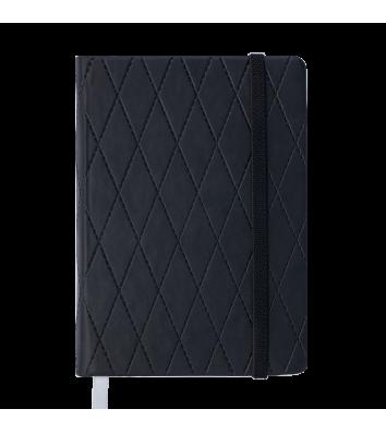 Щоденник датований А6 2019 Castello чорний, Buromax
