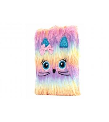 Ланчбокс 170*120*60мм Fabric Animals, 1 Вересня