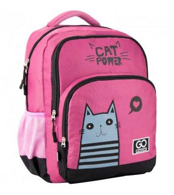 Рюкзак школьный GoPack Education Meow, Kite