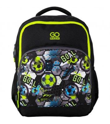 Рюкзак школьный GoPack Education Play football, Kite