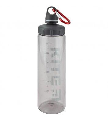 Бутылочка для воды 750 мл серая, Kite