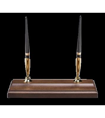 Набір настільний дерев'яний з двома ручками, Bestar