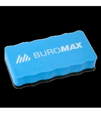Губка для досок магнитная синяя, Buromax