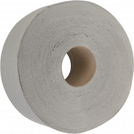 Папір макулатурний туалетний Джамбо 130м на гільзі, Buroclean