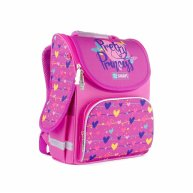 Рюкзак каркасний шкільний Pretty Princess Smart, 1Вересня