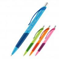 Ручка кулькова Stream, колір чорнил синій 0,7мм, Axent