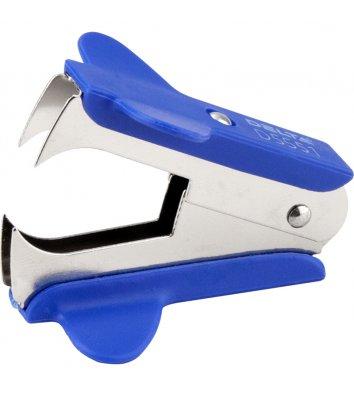 Антистеплер для скоб, колір корпусу синій, Delta
