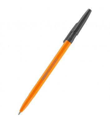 Ручка кулькова DB2050, колір чорнил чорний 0,7мм, Axent