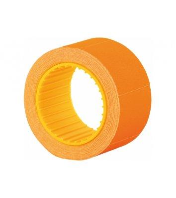 Етикетки-цінники 30*40мм 150шт помаранчеві, Economix