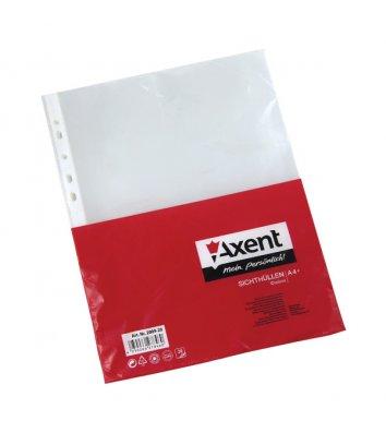 Файли А4+ 90мкм 20шт глянцеві, Axent