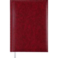 Щоденник недатований A5 BASE(Miradur) бордовий, Buromax
