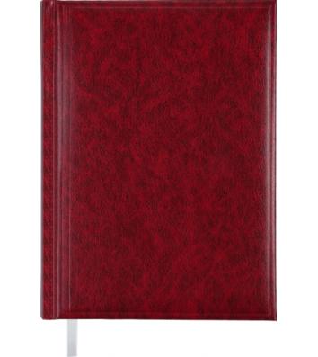Ежедневник недатированный A5 BASE (Miradur) бордовый, Buromax