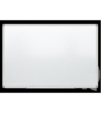 Доска магнитно-маркерная 60*90см, алюминиевая рамка, Delta