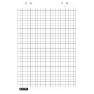 Блокнот для фліпчарту 20арк 640*900мм білий клітинка, Buromax