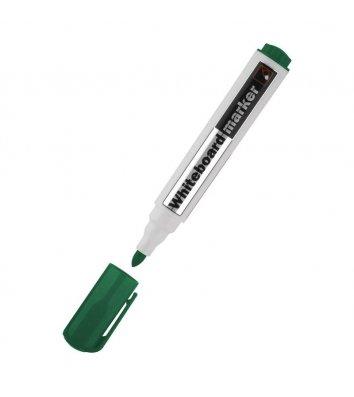 Маркер для досок, цвет чернил зеленый 2-4мм, Delta by Axent