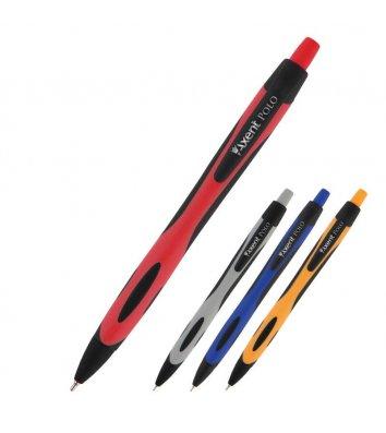 Ручка масляная автоматическая Polo, цвет чернил синий 0,7мм, Axent