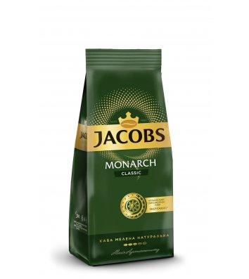 Кофе растворимый Jacobs Monarch 225г, эконом пакет