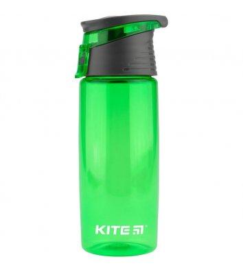 Бутылочка для воды 550 мл зеленая, Kite