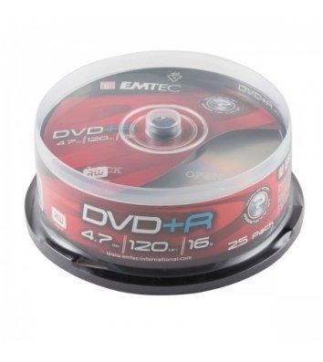 Диск DVD-RW 4.7Gb 4x, Emtec