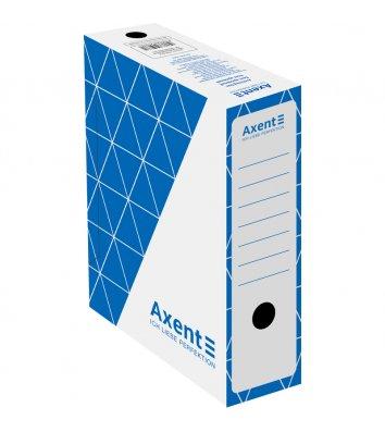 Бокс архивный 100мм синий, Axent