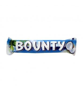 """Батончик """"Bounty"""" з кокосом в молочному шоколаді 57г"""