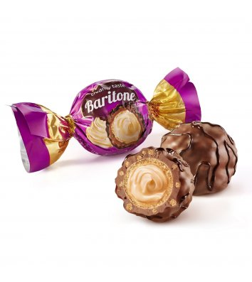 Конфеты Baritone сливочный вкус 1кг, АВК