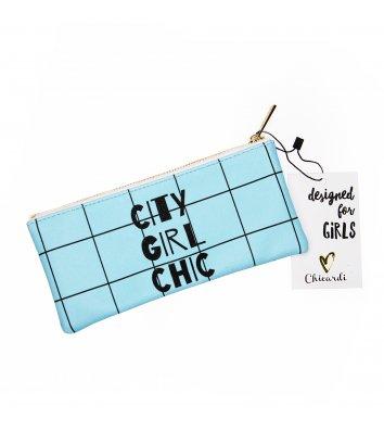 """Косметичка/пенал """"City Girl Chic"""", Chicardi"""