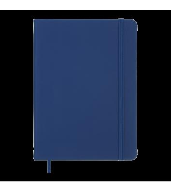 Щоденник датований A5 2022 Touch Me на гумці синій, Buromax