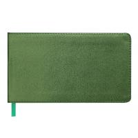 Щотижневик датований 2019 кишеньковий Metallic зелений, Buromax