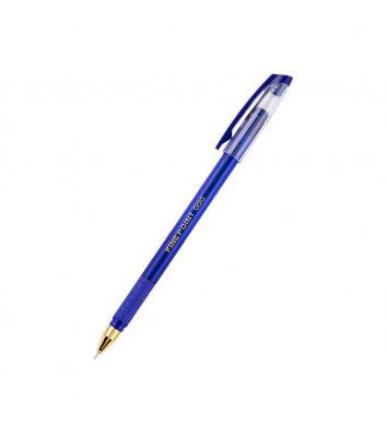 Ручка шариковая Fine Point Gold Dix, цвет чернил синий 0,7мм, Unimax